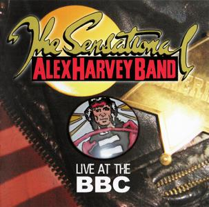 The Sensational Alex Harvey Band - Live At The BBC (2009)
