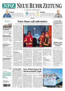 NRZ Neue Ruhr Zeitung Oberhausen - 17. April 2019