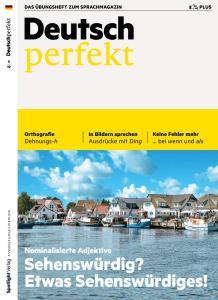 Deutsch Perfekt Plus - September 2019