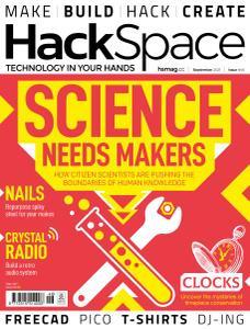 HackSpace - September 2021
