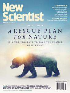 New Scientist - February 20, 2021