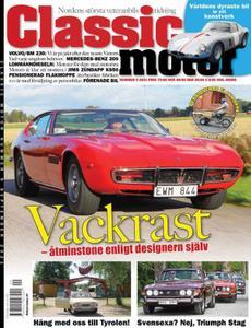 Classic Motor – september 2021