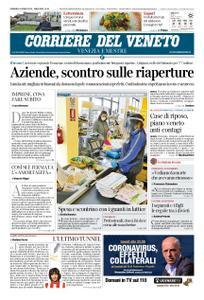 Corriere del Veneto Venezia e Mestre – 05 aprile 2020