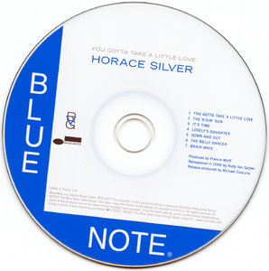 Horace Silver - You Gotta Take a Little Love (1969) [RVG Remastered 2007]