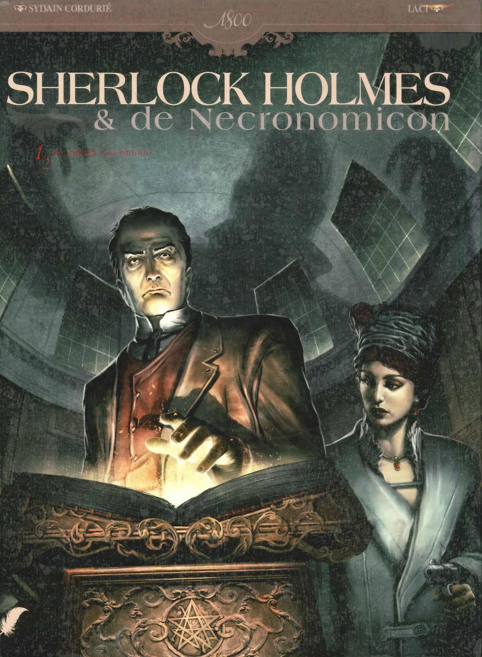 Sherlock Holmes & De Vampiers Van Londen - 02 - Dood En Levend