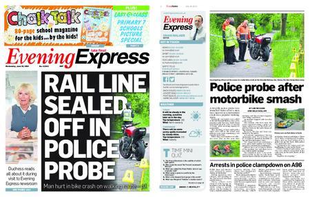 Evening Express – June 26, 2019