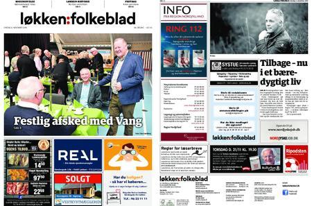 Løkken Folkeblad – 06. november 2019
