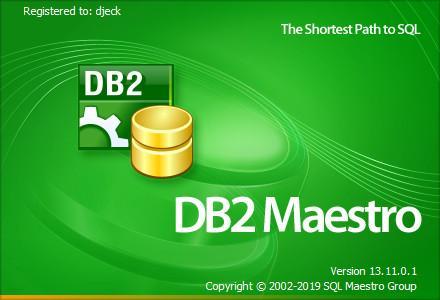 SQLMaestro DB2 Maestro 13.11.0.1 Multilingual