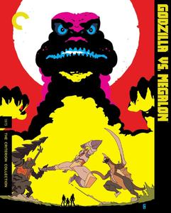 Godzilla vs. Megalon / Gojira tai Megaro (1973) [Criterion Collection]