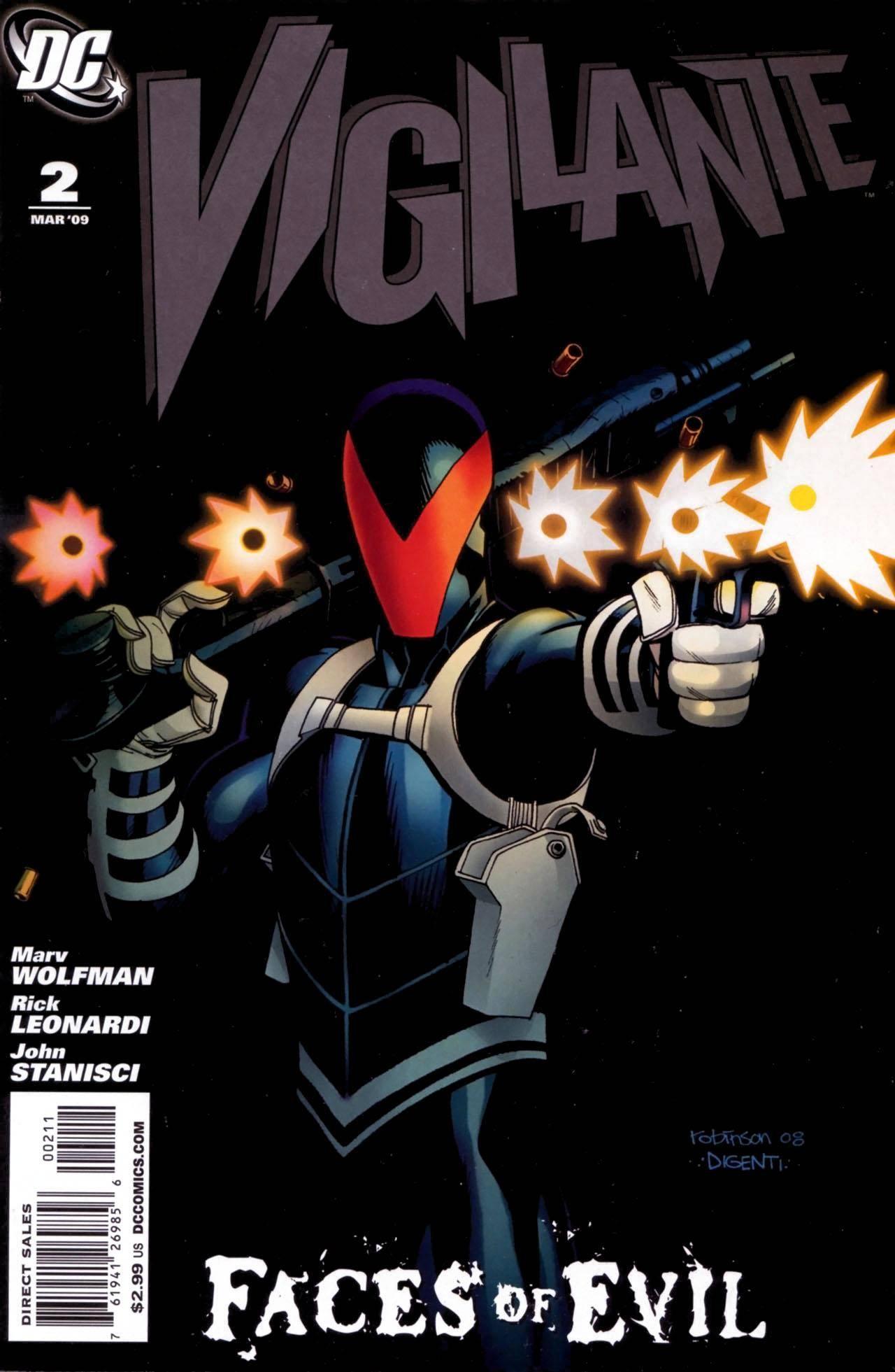 Vigilante 02 (2009)