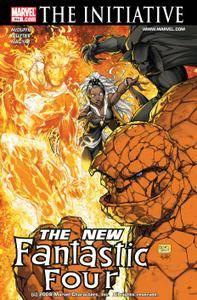 Fantastic Four 544 2007 digital Minutemen-Faessla