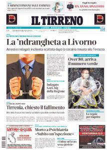 Il Tirreno Livorno - 16 Aprile 2021