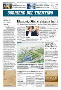 Corriere del Trentino - 26 Gennaio 2018