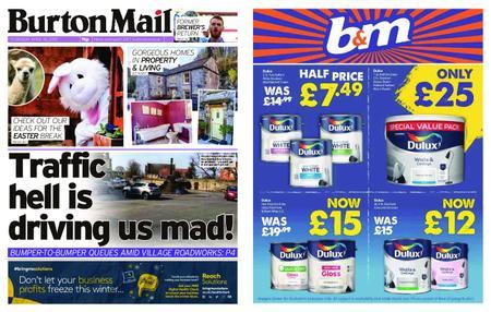 Burton Mail – April 18, 2019