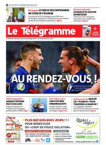 Le Télégramme Ouest Cornouaille – 16 juin 2021