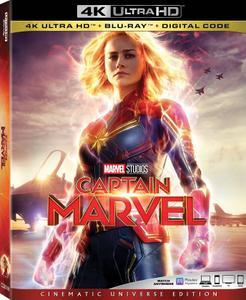 Captain Marvel (2019) [4K, Ultra HD]