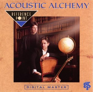 Acoustic Alchemy - Reference Point (1990)