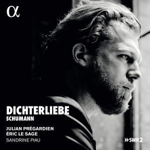 Julian Prégardien, Eric Le Sage, Sandrine Piau - Schumann: Dichterliebe (2019) [Official Digital Download]
