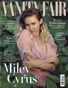 Vanity Fair Italia - settembre 13, 2017