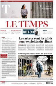 Le Temps - 09 mars 2019
