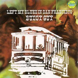 Buddy Guy - Left My Blues In San Francisco (1967) [Original Chess Masters, 1987]  [Re-Up]