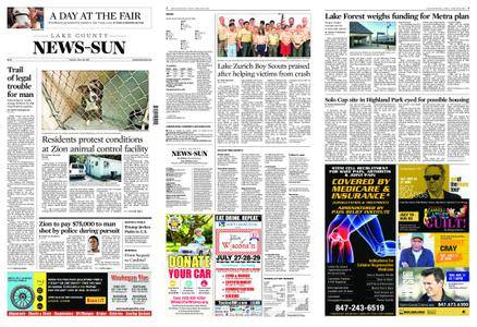 Lake County News-Sun – July 20, 2018
