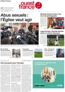 Ouest-France Édition France – 08 novembre 2019