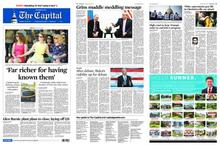 The Capital – June 29, 2019