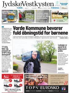 JydskeVestkysten Varde – 30. april 2020