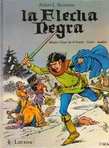 La flecha negra, De Chiqui de la Fuente y Joseluis