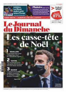 Le Journal du Dimanche - 20 décembre 2020