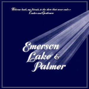 Emerson, Lake & Palmer - Welcome Back My Friends To The Show That Never Ends (1974/2016) [24/96]