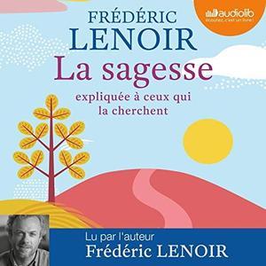 """Frédéric Lenoir, """"La sagesse expliquée à ceux qui la cherchent"""""""