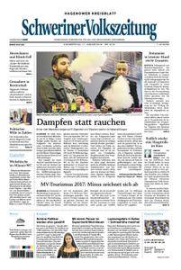 Schweriner Volkszeitung Hagenower Kreisblatt - 11. Januar 2018