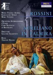 Giacomo Sagripanti, Orchestra Internazionale d'Italia - Rossini: Aureliano in Palmira (2012)
