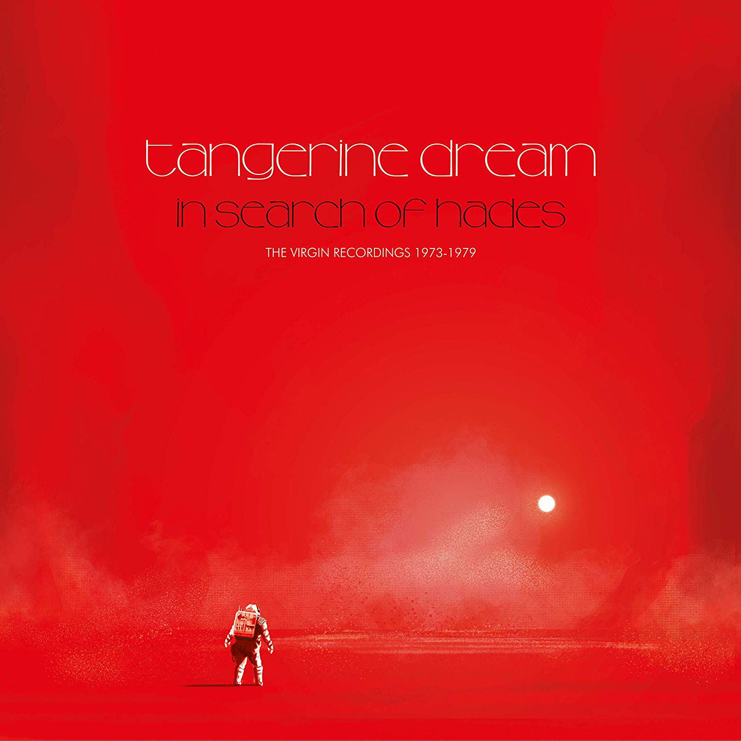Tangerine Dream - In Search Of Hades: The Virgin Recordings 1973-1979 (2019) [16CD + 2 Blu-ray Box Set]