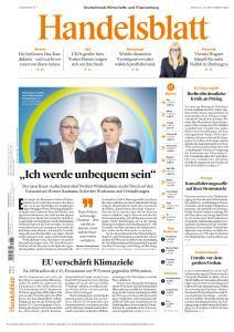 Handelsblatt - 14 September 2020