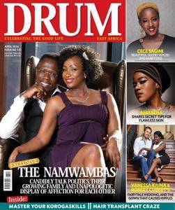 Drum East Africa - March 2016