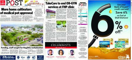 The Guam Daily Post – February 17, 2019