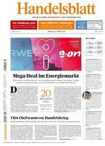 Handelsblatt - 12. März 2018