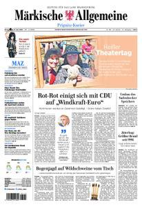 Märkische Allgemeine Prignitz Kurier - 06. Juni 2019