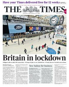 The Times - 17 March 2020