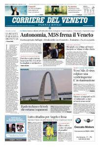 Corriere del Veneto Padova e Rovigo - 14 Settembre 2018
