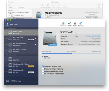 Microsoft NTFS for Mac by Paragon Software 15.5.100 Multilingual