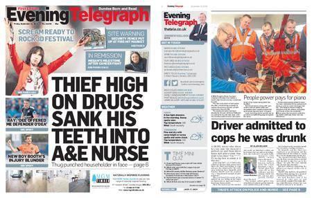 Evening Telegraph First Edition – September 14, 2018