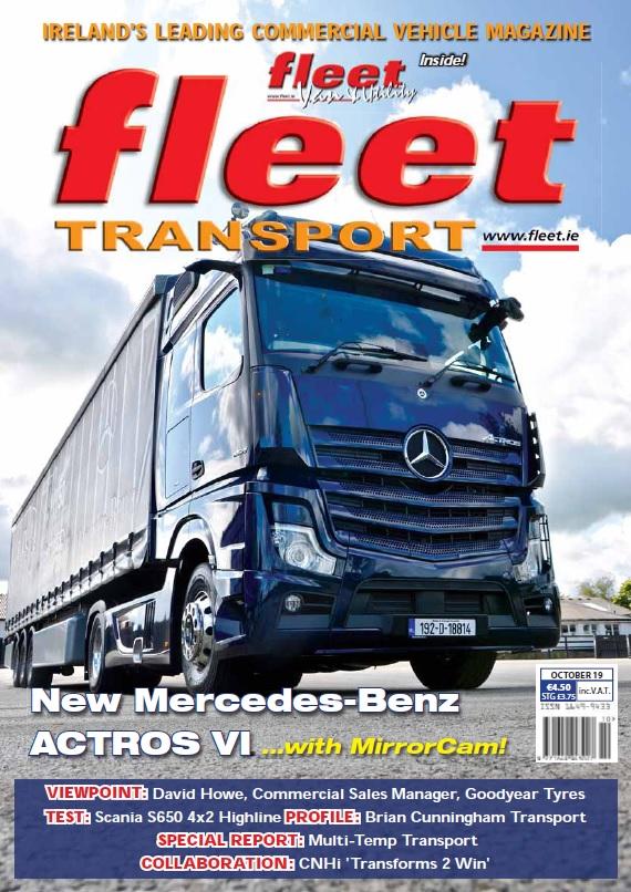 Fleet Transport - October 2019
