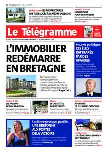 Le Télégramme Auray – 22 mai 2020