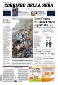 Corriere della Sera - 12 Gennaio 2018