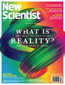 New Scientist Australian Edition – 01 February 2020