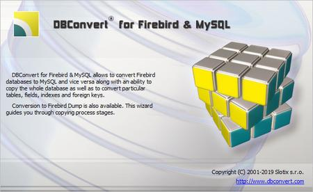 DBConvert for Firebird and MySQL 1.5.8
